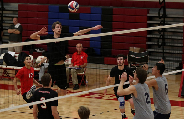 Photo for BenU Ranked No. 9 in Latest NAIA Men's Volleyball Poll