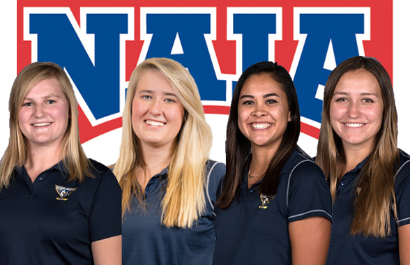 Photo for 4 ERAU Women Golfer's Earn All-America Recognition