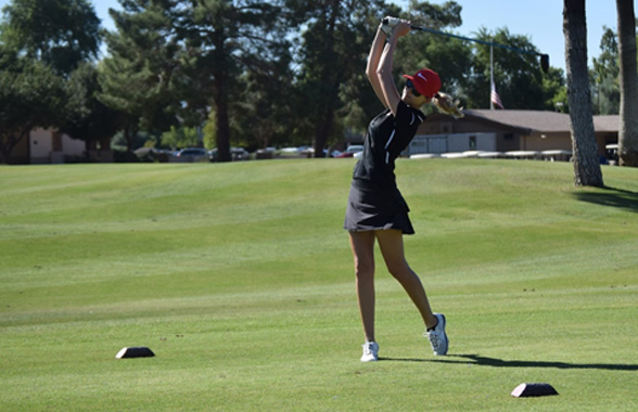 Photo for Cal Pac Golf Teams Battle Weather, Wet Conditions