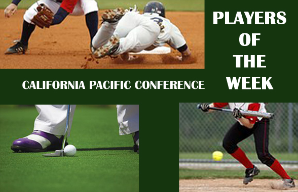 Photo for Softball and Baseball Players of the Week Announced