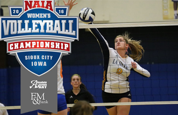 Photo for Biola Knocks Out LSU in Volleyball Playoffs