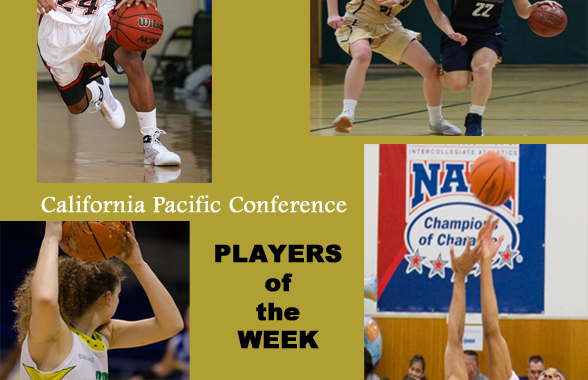 Photo for Cal Pac Names Jan. 23 Players of the Week