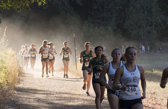 Photo for Cal Pac Runners Preparing for Conference Championship