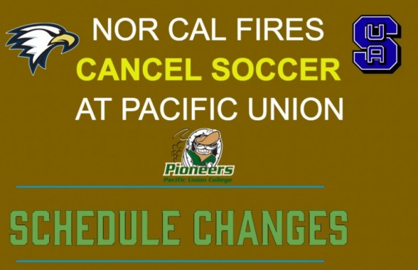 Photo for No Soccer at PUC Due to Fires