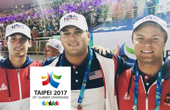 Photo for ERAU's Andrews Competes at World University Games
