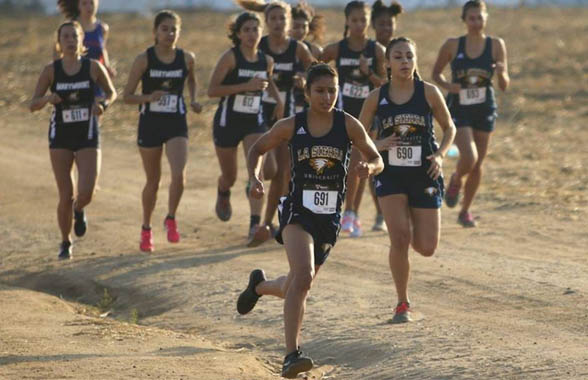 Photo for Cal Pac Runners Tune Up for Conference Championship