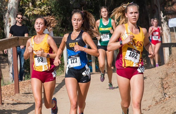 Photo for UCM Runs Well at SF Invitational